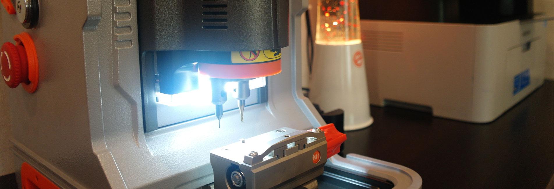 Оборудование для изготовления автомобильных ключей